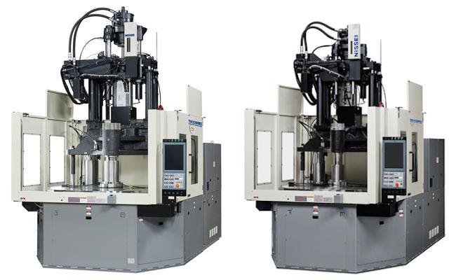 ▲TWX300RⅢ36V(左)とTWX220RⅢ25V(右)