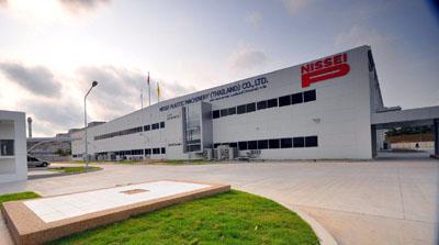 タイ生産子会社 工場外観
