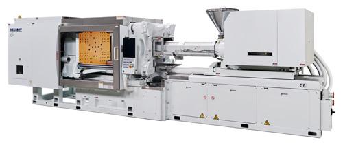 K2019に出展するNEX280V-71E(オプション搭載機=クリーンルーム仕様)